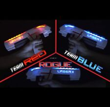 New LASER X Double Players Pack Laser Tag Game Set 2 Blaster & 2 receiving Vest