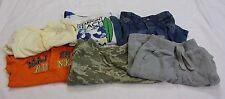 Lot of 6 Boys 6-9 mo Childrens Clothes Baby Kids Shirt Shorts Pants Pjs