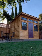 Outdoor Living Today Studio 12' x 8' Garden Shed
