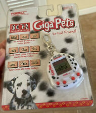 New: Giga Pets 1997 Disney 101 Dalmations Tiger Electronics Virtual Friend Rare