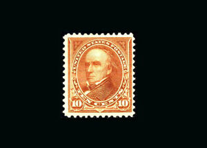 US Stamp Mint OG & Hinged, VF S#282C Jumbo Margins, very fresh color