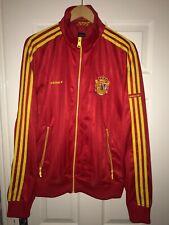 Adidas Originals Top Spain Football Casual Rare Retro Vintage Deadstock Spain L