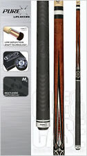 PLAYERS POOL CUE HXT66 19 OZ TWO-PIECE BRAND NEW FREE SHIPPING FREE HARD CASE