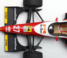 DECALS F1 1/18 1993 Jean Alesi Gerhard Berger Ferrari F93A RACE LIVERY