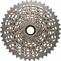 SRAM XX1 XG-1199 Cassette - 11 Speed, 10-42t, Silver, For XD Driver Body
