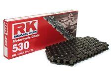 (275638) Cadena Moto RK 530M con 112 eslabones negro