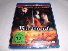 Blackbeard-Der Pirat des Todes-Richard Chamberlain Uncut Version Blu-ray FSK 12