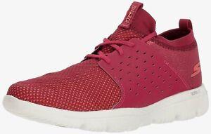Skechers women's fashion sneakers shoes go walk evolution ultra turbo size 8M
