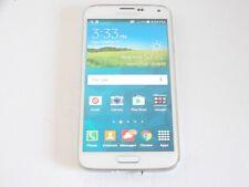 Samsung Galaxy S5 SM-G900V Smartphone 16GB Verizon White Screen