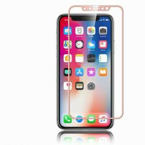 For Apple iPhone 11 Pro Max XS XR 9H Full Cover Tempered Glass Screen Protector