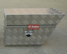 RHS Aluminium Undertray Under Tray Underbody Ute Tool Box toolbox 600x250x400mm