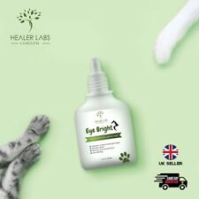More details for eye drops for pets - bacterial, viral, fungal & infections - dogs,cats,all 30ml