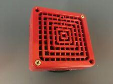 VIBRATONE HORN (RED) 6VOLTS .25AMPS HZ DC SERIES B1 MODEL 450