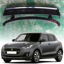 Painted Suzuki 18-20 Swift 4th hatchback M type roof spoiler All Color ◎