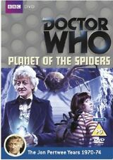 DR WHO 074 (1974) - PLANET OF THE SPIDERS - TV Doctor Jon Pertwee - NEW R2 DVD