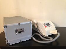 Q Switched Nd YAG Laser Tattoo Removal Machine with case
