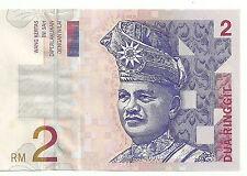 "MALAYSIA  RM2  Ahmad Don 1996  BX_3712111 ""GEF"""