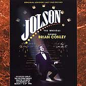 Jolson: The Musical. Original London Cast Recording