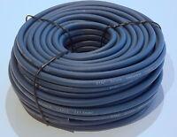 25m Rolle Lautsprecher Kabel Boxen Kabel  2x 1,5 mm²  blaugrau hochflexibel