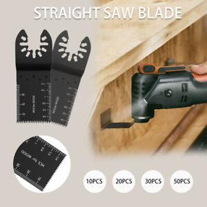 10-50x Oscillating Multi Tool Saw Blades For Fein/Bosch/Multimaster/Makita/Ozito