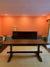 Beautiful Teak Credenza and Dining Room Table