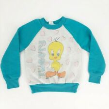 Vintage 1973 Toddler Tweety Bird Sweatshirt Toddler Size 4T