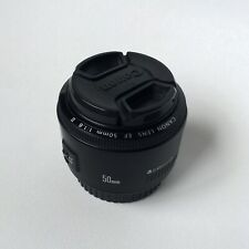 Canon EF 50mm f/1.8 II EF Prime Lens
