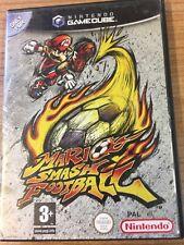 Mario Smash Football GameCube PAL