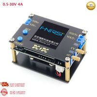 0.5-30V 4A DC-DC Buck-Boost Converter Adjustable CC CV Step Up Down Power Supply
