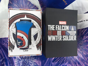 Disney Parks 2021 Marvel The Falcon And The Winter Soldier Magic Band LE1000