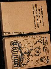 CHILLUM Stoned Ape / Further Mutate CASSETTE raw hypno-sludge / trance doom om