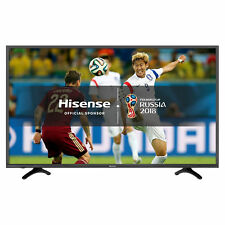"Hisense H43N5500UK 43"" 4K Ultra HD HDR LED Smart TV"