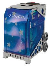 Zuca Bag Aurora Insert & Gray Frame w/Flashing Wheels - Free Seat Cushion