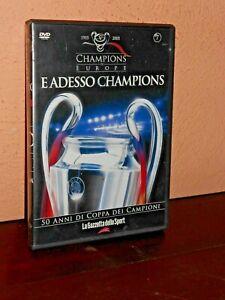 DVD=CHAMPIONS OF EUROPE=E ADESSO CHAMPIONS=19923-1995=VOL. N°7=MILAN-AJAX