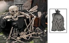 Bag of Skeleton Bones (28 Piece Set) Halloween Haunted House