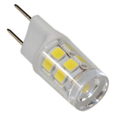 G8 Bi-Pin 17 LEDs Light Bulb SMD 2835 Cool White for GE Over the Stove Microwave