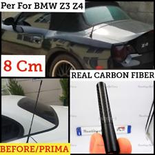 Antenna Corta 8cm Fibra Carbonio PER Bmw Z3-Z4 VERO Segnale RADIO AM-FM-DAB tuni