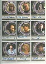 Stargate SG1 Season 10 Autograph Card A95 Armin Shimerman as Anteaus