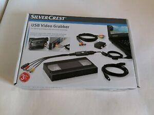 Silver crest USB Video Grabber