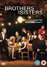 BROTHERS & SISTERS - SEASON 5 - DVD - REGION 2 UK