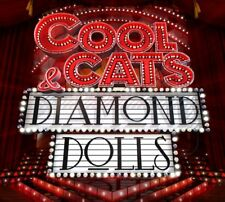 COOL CATS AND DIAMOND DOLLS [CD] Sent Sameday*
