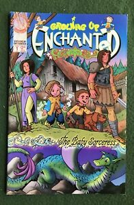 Growing Up Enchanted #1 Too Hip Gotta Go Graphics Modern Age vf