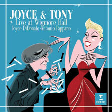 Joyce DiDonato : Joyce & Tony: Live at Wigmore Hall CD (2015) ***NEW***