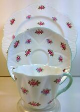 Shelley China Dainty Trio in Rosebud No. 13426