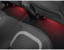 Genuine Kia Sportage 2018> LED Footwell Illumination Kit - Red Rear - 66650ADE30