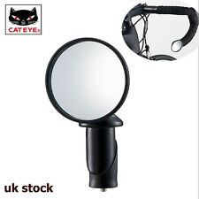 CATEYE Bike Mirror BM-45 Barend Mirror Rearview Mirror Aluminum & Glass Black