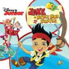 Disney Junior Jake and the Neverland Pirates (CD, 2011) FREE SHIPPING
