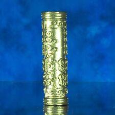 Thai Amulet Takrut Mahasanae RamanThanjai 28mm Alpaca Wat BangWeak 2559 Charming