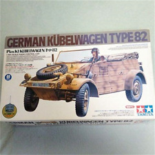 Tamiya 56012 German Kubelwagen Type 82 1/16 RC Plastic Kit Radio Control