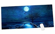 Anti-Slip Laptop Computer Gaming Large Mouse Pad Keyboard Mat MousePad 895*395mm